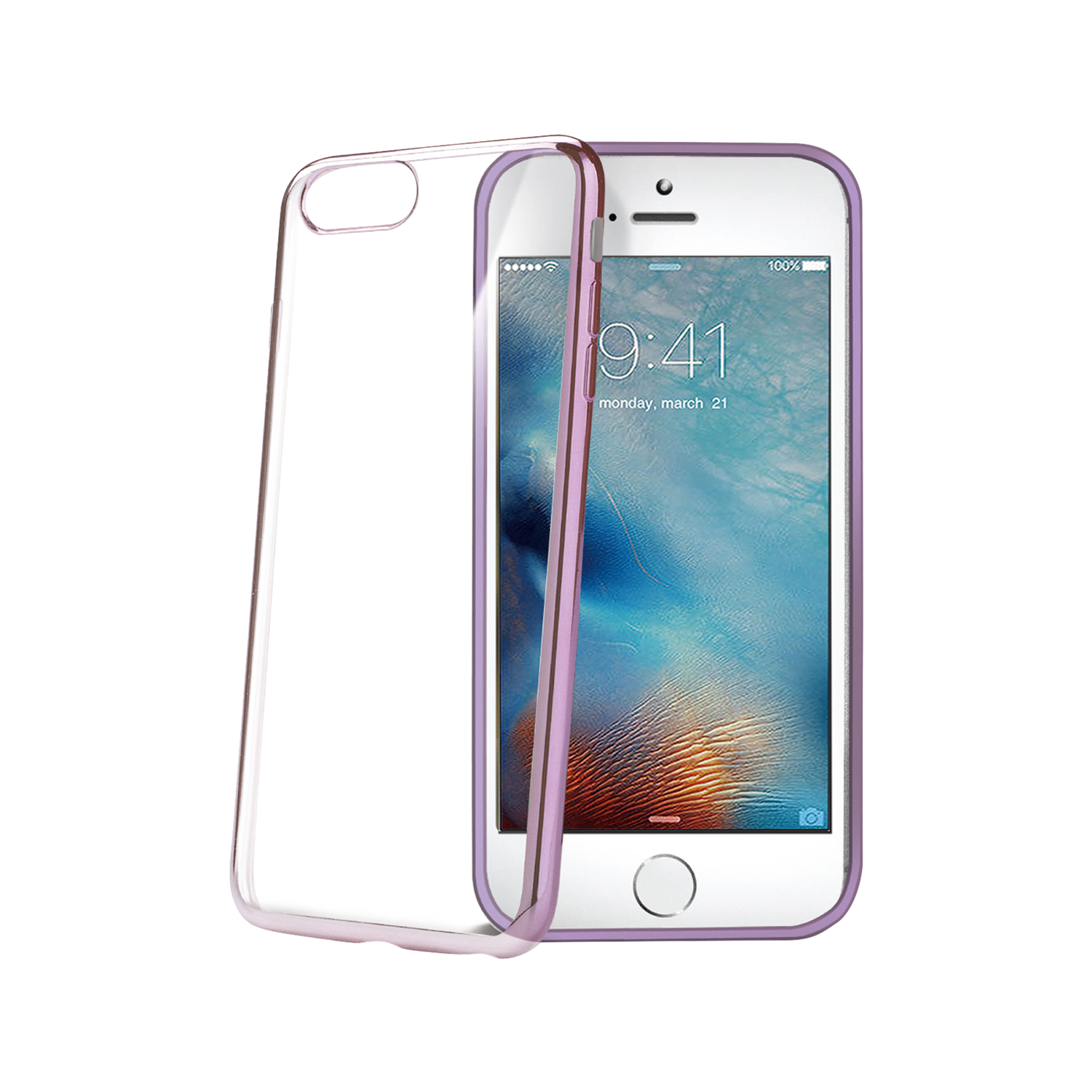 Laser Cover für Apple iPhone 7 Plus 8 Plus Backcover Cover & Fashion Produkte