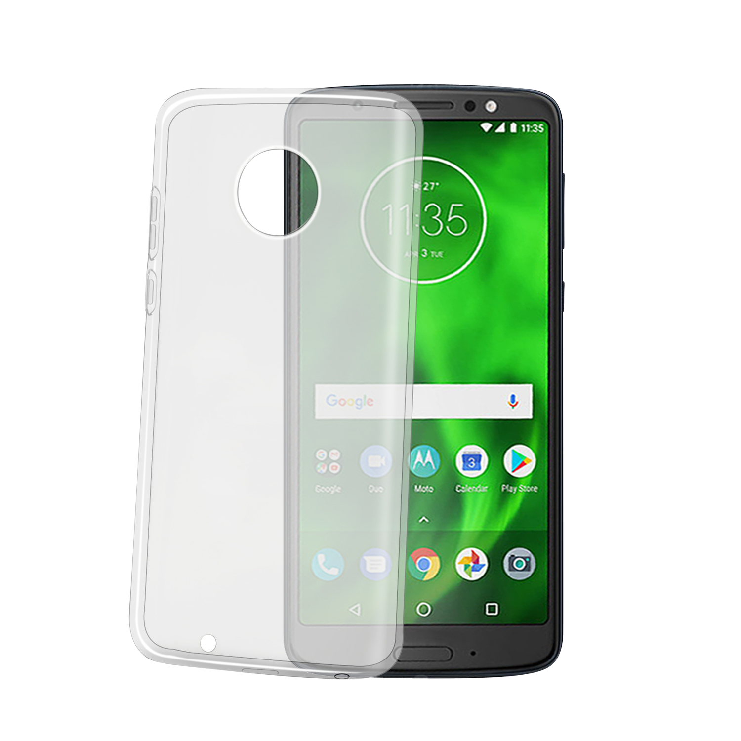 TPU Case für Moto G6 Backcover Cover & Fashion Produkte